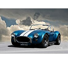 1966 Shelby Cobra Photographic Print