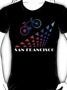 Bike San Francisco T-Shirt