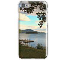Lake George 2 iPhone Case/Skin