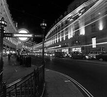 Regent Street by Alex Maciag