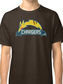 San Diego Chargers Pokemon Mashup Classic T-Shirt
