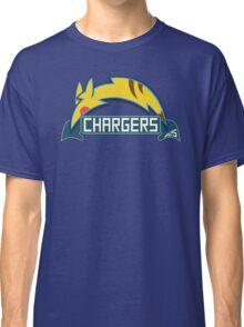 San Diego Chargers Pokemon Mashup Classic T-Shirt