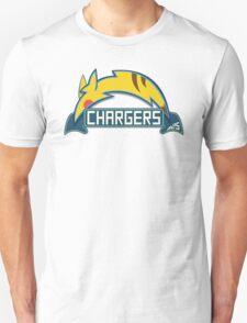 San Diego Chargers Pokemon Mashup Unisex T-Shirt