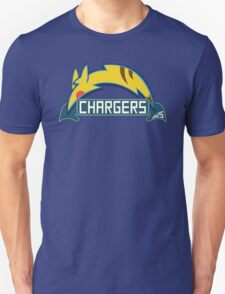 San Diego Chargers Pokemon Mashup T-Shirt
