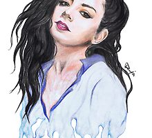 Charli XCX Slime by firemylions