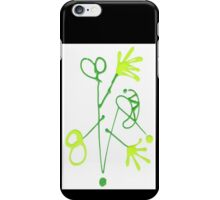 "Energetic Abstractions - ""Gadget Man"" iPhone Case/Skin"