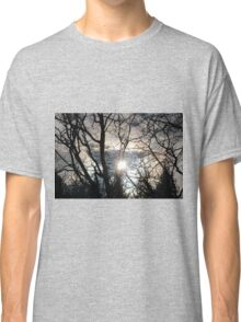 Through The Trees Classic T-Shirt
