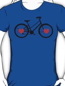 Love My Bike Cycling Bicycle T-Shirt