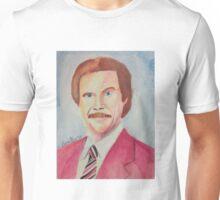 Ron Burgundy Unisex T-Shirt