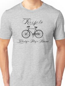 Recycle Bike Cycling Bicycle Men's Unisex T-Shirt