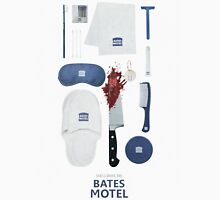 Bates Motel Art Poster T-Shirt