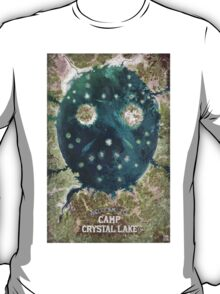 Welcome To Camp Crystal Lake T-Shirt