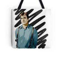 Malcolm Reynolds aka Mal aka… Nathan Fillion Tote Bag