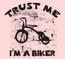 Child Tricycle - Trust Me I'm A Biker Kids Tee