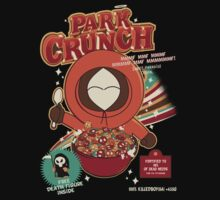 Park Crunch by Donnie Illustration