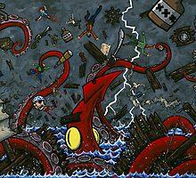 Sink Full Of Blood by joehavasy