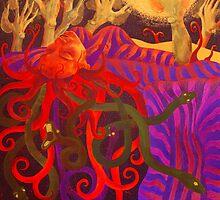 Mother Earth by Szilvia Ponyiczki