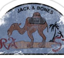 Sahara Stereo Sticker
