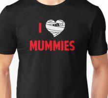 I heart Mummies Unisex T-Shirt
