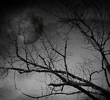 Creepy Dark Night by ElleEmDee