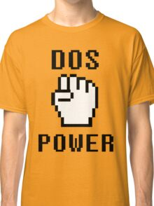 DOS-POWER Classic T-Shirt