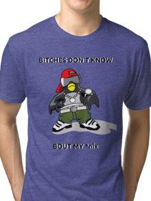 Penguin Swag Tri-blend T-Shirt