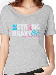 BREAST CANCER Women's Relaxed Fit T-Shirt