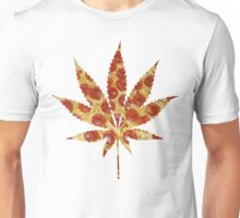 Pizza And Weed Unisex T-Shirt