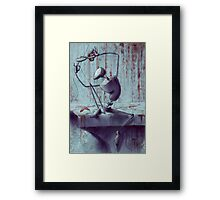 No Strings Attached Framed Print