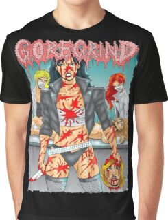 Goregrind Chicks Graphic T-Shirt