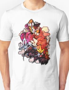 THE LEGENDARY BEAST TRIO T-Shirt