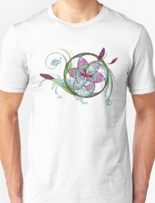 spring yoga  Unisex T-Shirt