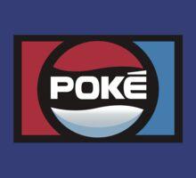 Poke-Cola Sticker by RyanAstle