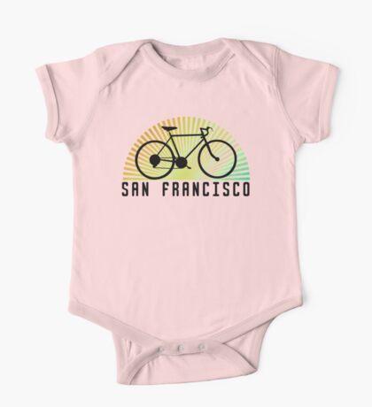 Bike San Francisco One Piece - Short Sleeve