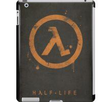 HALF LIFE PAINT iPad Case/Skin