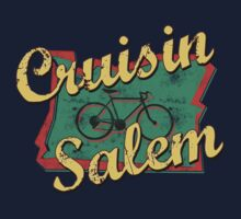 Bike Cycling Bicycle Salem Oregon by SportsT-Shirts