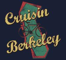 Bike Cycling Bicycle Cruising Berkeley California by SportsT-Shirts
