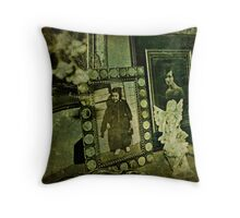 Grandmother's Memories Throw Pillow