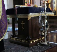 Holy Unction© by walela