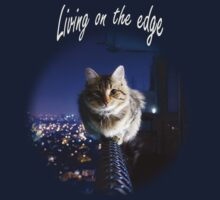 Living on the Edge  by BobbyCorps