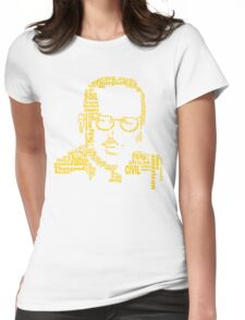 Thurgood Marshall Womens Fitted T-Shirt
