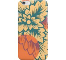 Flora//Two iPhone Case/Skin