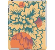 Flora//Two iPad Case/Skin