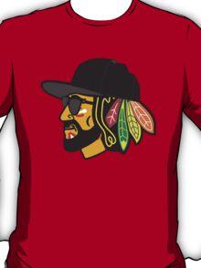 Hawks Playoff Beard T-Shirt