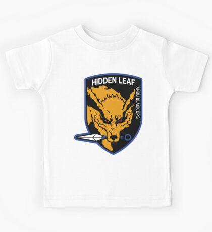 Nine-Tailed Fox Hound Kids Clothes
