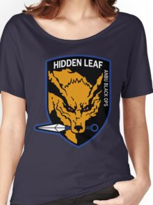 Nine-Tailed Fox Hound Women's Relaxed Fit T-Shirt
