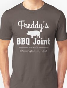 Freddy's BBQ Joint (White) T-Shirt