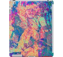 Haight & Love Maiden in Solstice bloom iPad Case/Skin