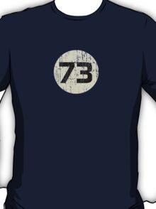 Sheldon Cooper: 73 T-Shirt