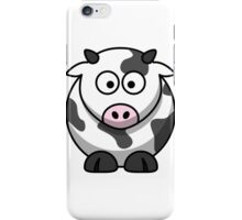 Funny Cow Case iPhone Case/Skin